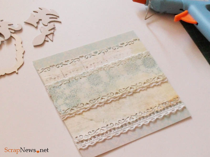 Месяцев, как покрасить открытку