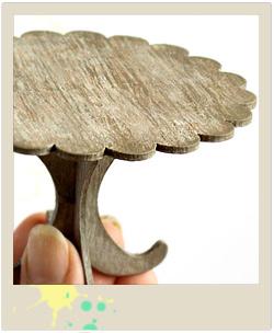 Алхимический скрап: превращаем картон в дерево
