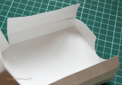 Как сделать квадратную коробочку фото 239